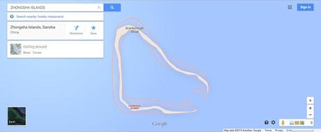 Google loại tên Trung Quốc khỏi quần đảo Hoàng Sa 3