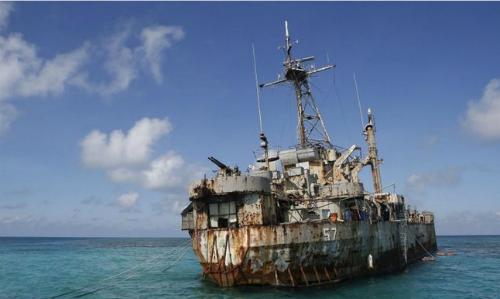 Trung Quốc nổi giận khi Philippines gia cố tàu chiến trên Biển Đông 5