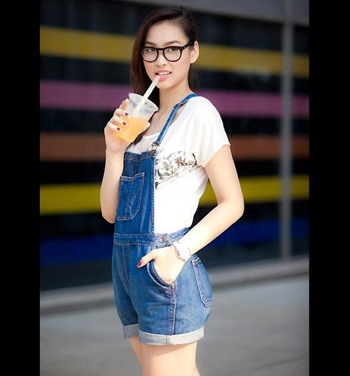 Nhan sắc người đẹp gây tiếc nuối nhất lịch sử Hoa hậu Việt Nam 1