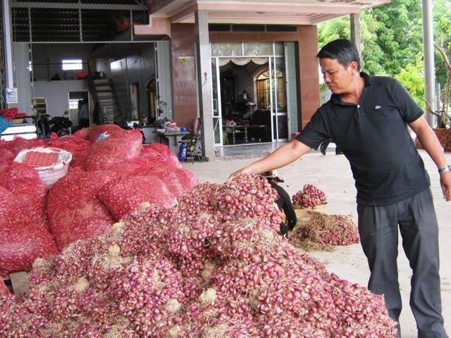 Buôn hành, chăn lợn kiếm tiền tỉ mỗi năm 2