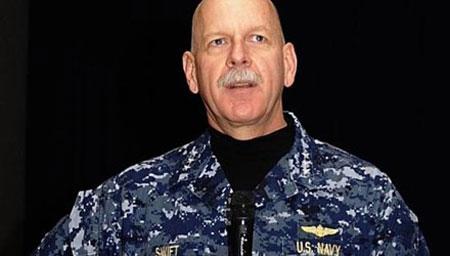 Đô đốc Mỹ: