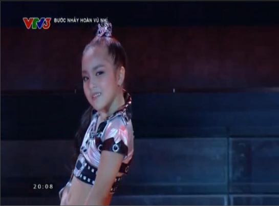 Bước nhảy hoàn vũ nhí 2015 tập 4: Thủy Tiên