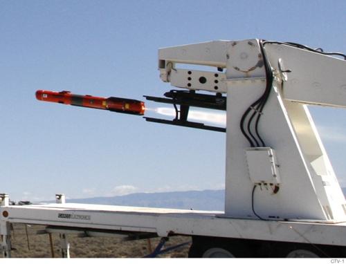 Mỹ lộ thử nghiệm tên lửa không đối đất liên quân