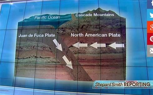 13.000 người có thể sẽ thiệt mạng do trận Siêu động đất tại Thái Bình Dương 1