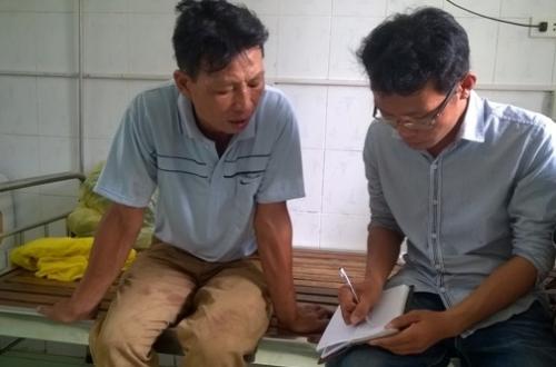 Tai nạn thảm khốc ở Thanh Hóa: Lời kể của nạn nhân sống sót 1