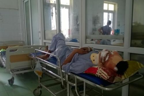 Tai nạn thảm khốc ở Thanh Hóa: Lời kể của nạn nhân sống sót 3