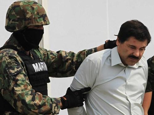 Ông trùm ma túy El Chapo được đối xử ra sao khi ở tù? 1