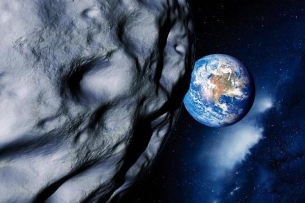Hình ảnh Tiểu hành tinh chứa 100 triệu tấn vàng vừa bay ngang qua Trái Đất số 2