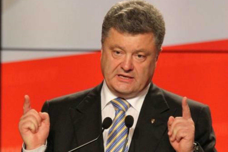 Ukraine: Cánh Hữu muốn Tổng thống Petro Poroshenko từ chức 1