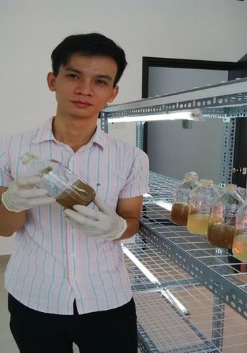Hình ảnh Nông dân 9x thu hơn trăm triệu từ nuôi ong, thu gom phế thải số 3