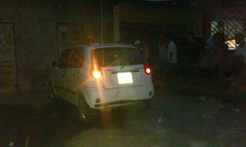 Nguyên nhân nam thanh niên tử vong trong xe ôtô ở Hà Nội 1