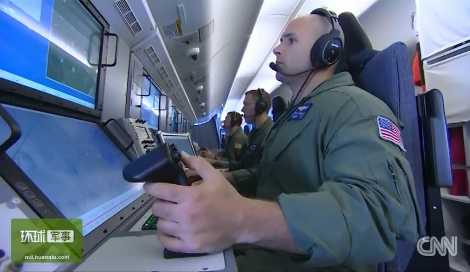Trung Quốc tung bằng chứng xua đuổi máy bay trinh thám Mỹ 3