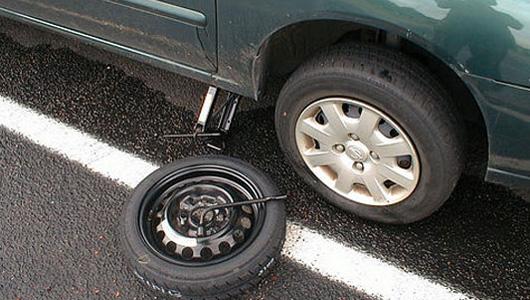 Làm gì khi xe bị hỏng dọc đường? 1