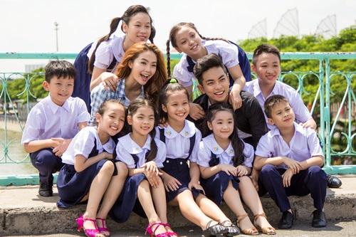 Minh Hằng - Phan Hiển cùng 10 thí sinh trước giờ lên sóng vòng đối đầu 7