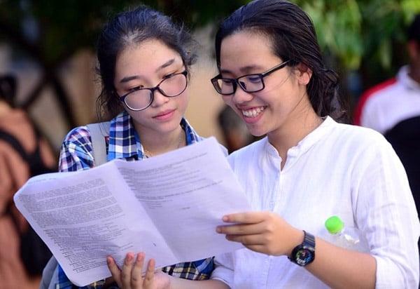 Dự kiến công bố điểm thi THPT quốc gia vào hôm nay 1