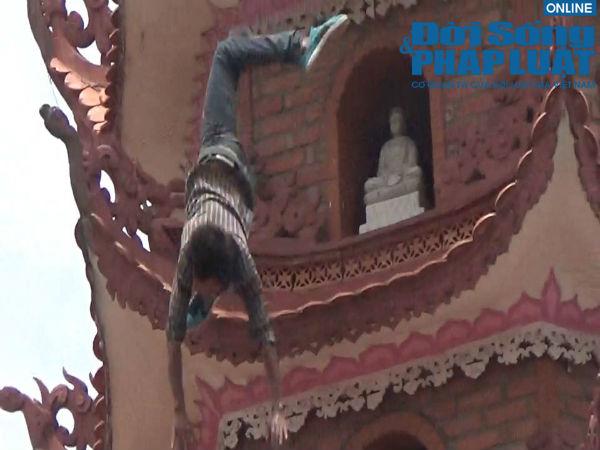 """Thanh niên nhảy từ nóc tháp 40m: """"Ngáo đá"""" và những tác hại khôn lường 1"""