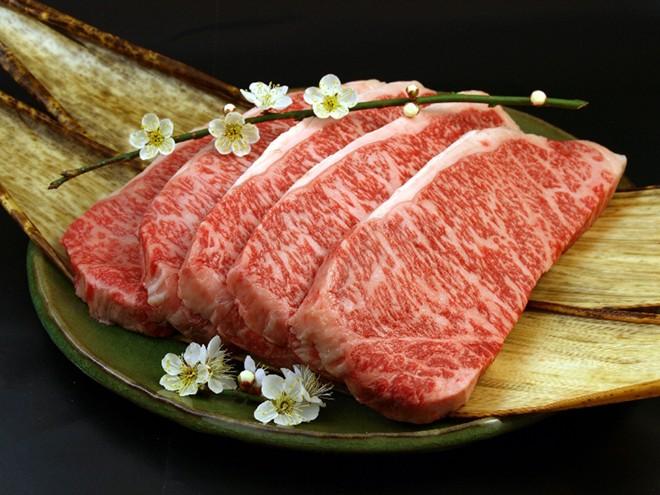 Hình ảnh Top 5 loại thịt bò Nhật có mức giá xấp xỉ 10 triệu/kg số 2