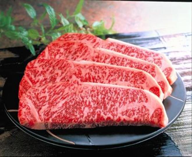 Top 5 loại thịt bò Nhật có mức giá xấp xỉ 10 triệu/kg 5