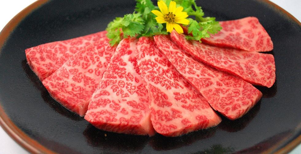 Hình ảnh Top 5 loại thịt bò Nhật có mức giá xấp xỉ 10 triệu/kg số 1