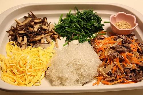 Cách làm miến trộn đặc trưng cực hấp dẫn của xứ sở Kim Chi 3