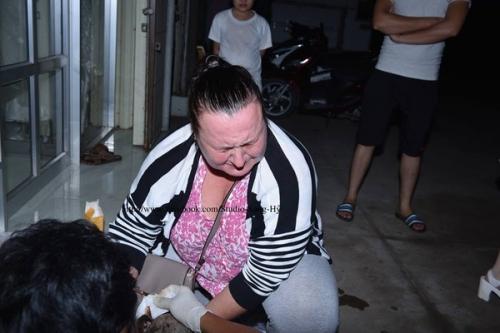 Dân mạng xúc động vì chú chó bị hoại tử Bến Tre được cứu chữa kịp thời 5