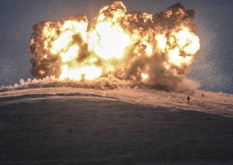 Đạp trúng mìn đàn em cài, 2 thủ lĩnh IS thiệt mạng 1