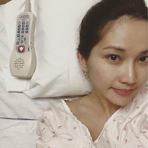 Kim Hiền đã sinh con gái với chồng doanh nhân 1