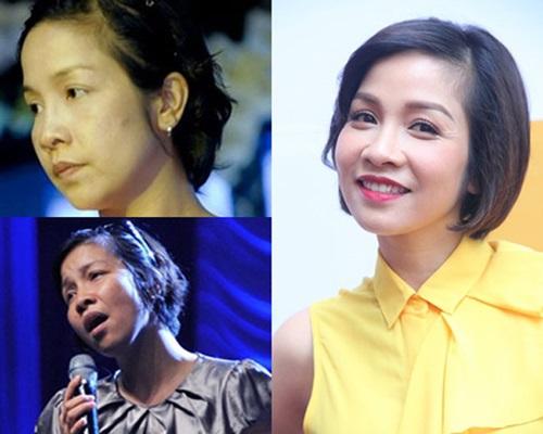 Nhan sắc mộc mạc của sao nữ Việt khi không son phấn 11