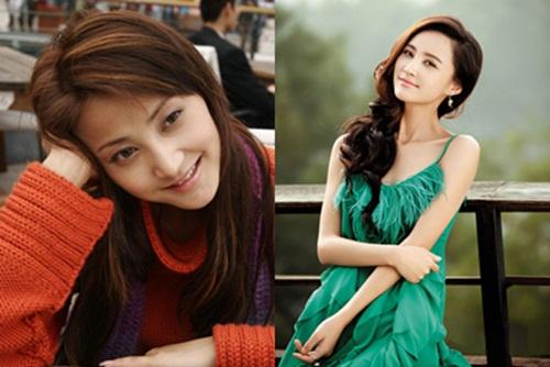 Ngắm nhan sắc đẹp tự nhiên của mỹ nhân Hoa Ngữ 11