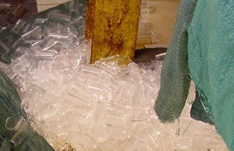 Hơn nửa sản phẩm nước đá ở TPHCM nhiễm bẩn gây bệnh  đường ruột, tiêu chảy 1