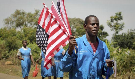 Quê hương Kenya náo nức đón Tổng thống Obama về thăm 2