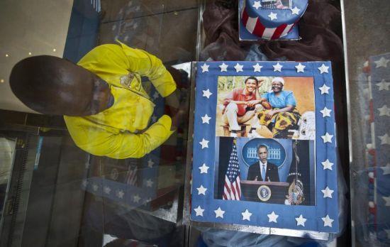 Quê hương Kenya náo nức đón Tổng thống Obama về thăm 3