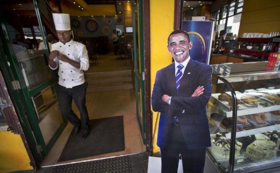 Quê hương Kenya náo nức đón Tổng thống Obama về thăm 5