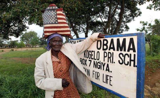 Quê hương Kenya náo nức đón Tổng thống Obama về thăm 6