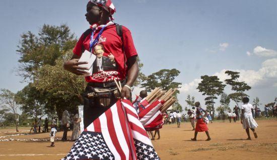Quê hương Kenya náo nức đón Tổng thống Obama về thăm 7