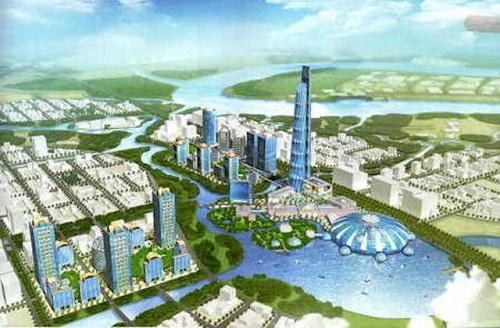 Đại gia xây tháp cao nhất Việt Nam nợ gần 60 tỉ tiền thuế 1