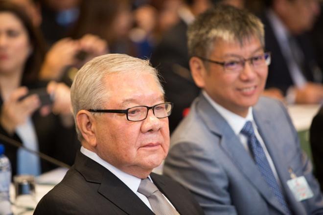 Hình ảnh Bên trong phiên tòa xét xử vụ kiện đường lưỡi bò của Philippines số 9