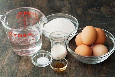 Cách làm bánh trứng béo ngậy thơm ngon tại nhà 2