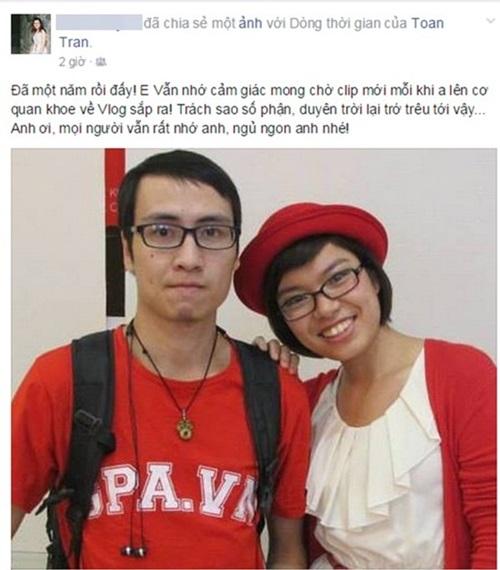 An Nguy và bạn bè tưởng nhớ tới 1 năm ngày mất của Toàn Shinoda 4