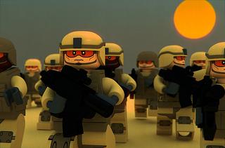 Chuyên gia Mỹ: Siêu nhân, robot sát thủ sẽ ngự trị chiến trường năm 2050 5