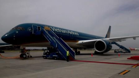 Nguyên nhân máy bay Airbus A350 của Vietnam Airline quay đầu sau 15 phút cất cánh  1