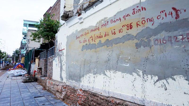 Bức tường 1,7 m2 giá 1 tỉ, vì sao hàng xóm không mua? 1