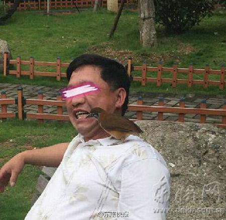 Đại gia Trung Quốc nuôi chim xỉa răng, khoe giàu dị thường 1