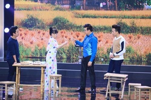 Bí mật đêm chủ nhật tập 5: Việt Hương đập đồ, khóc tức tưởi trên sân khấu 1