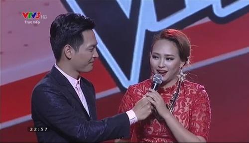 Giọng hát Việt 2015 liveshow 3: Thu Phương bất ngờ loại Rapper Kimmese 1