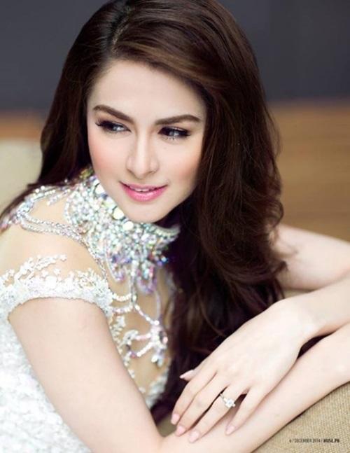 Cuộc sống viên mãn của mỹ nhân đẹp nhất Philippines  3