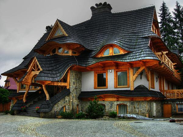 Những ngôi nhà
