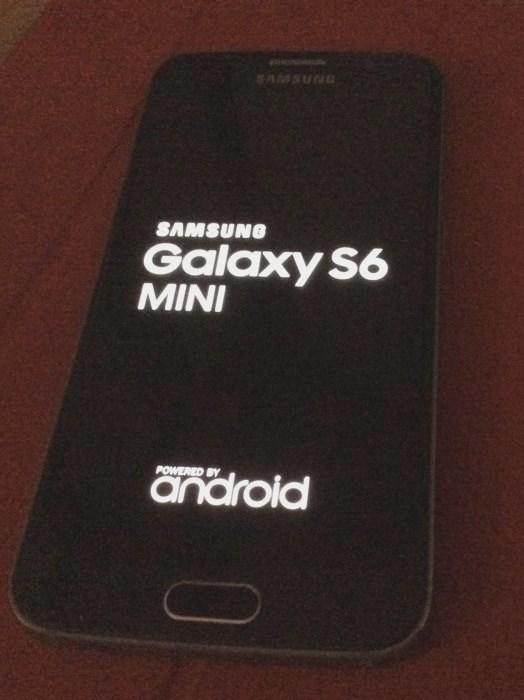 Samsung Galaxy S6 mini giá rẻ bất ngờ xuất hiện 4