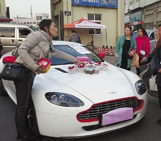 Đại gia Trung Quốc nuôi chim xỉa răng, khoe giàu dị thường 2