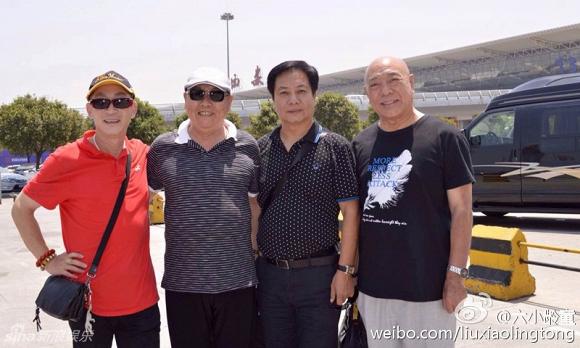 'Bốn thầy trò Đường Tăng' hội ngộ sau hơn 30 năm 1